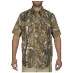 511 5.11 Tactical Men's Realtree X-TRA TACLITE Pro Shirt - Short Sleeve (Camo;Multi)