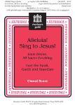 Alleluia Sing To Jesus