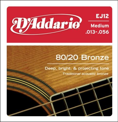 String--guitar  D'addario 80/20