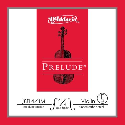 String--violin  Prelude Medium Tension