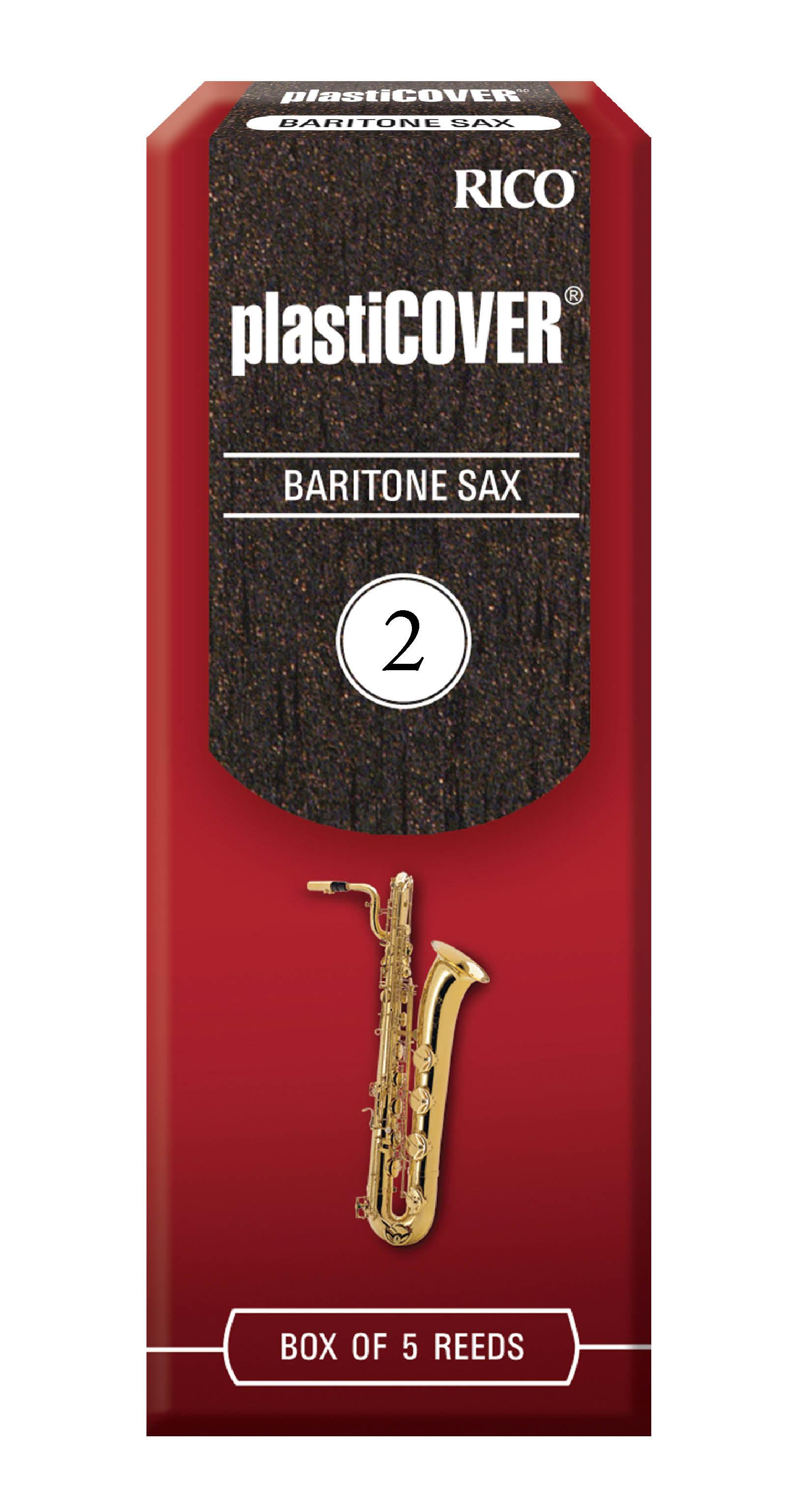 Reed--bari Sax  Plasticover