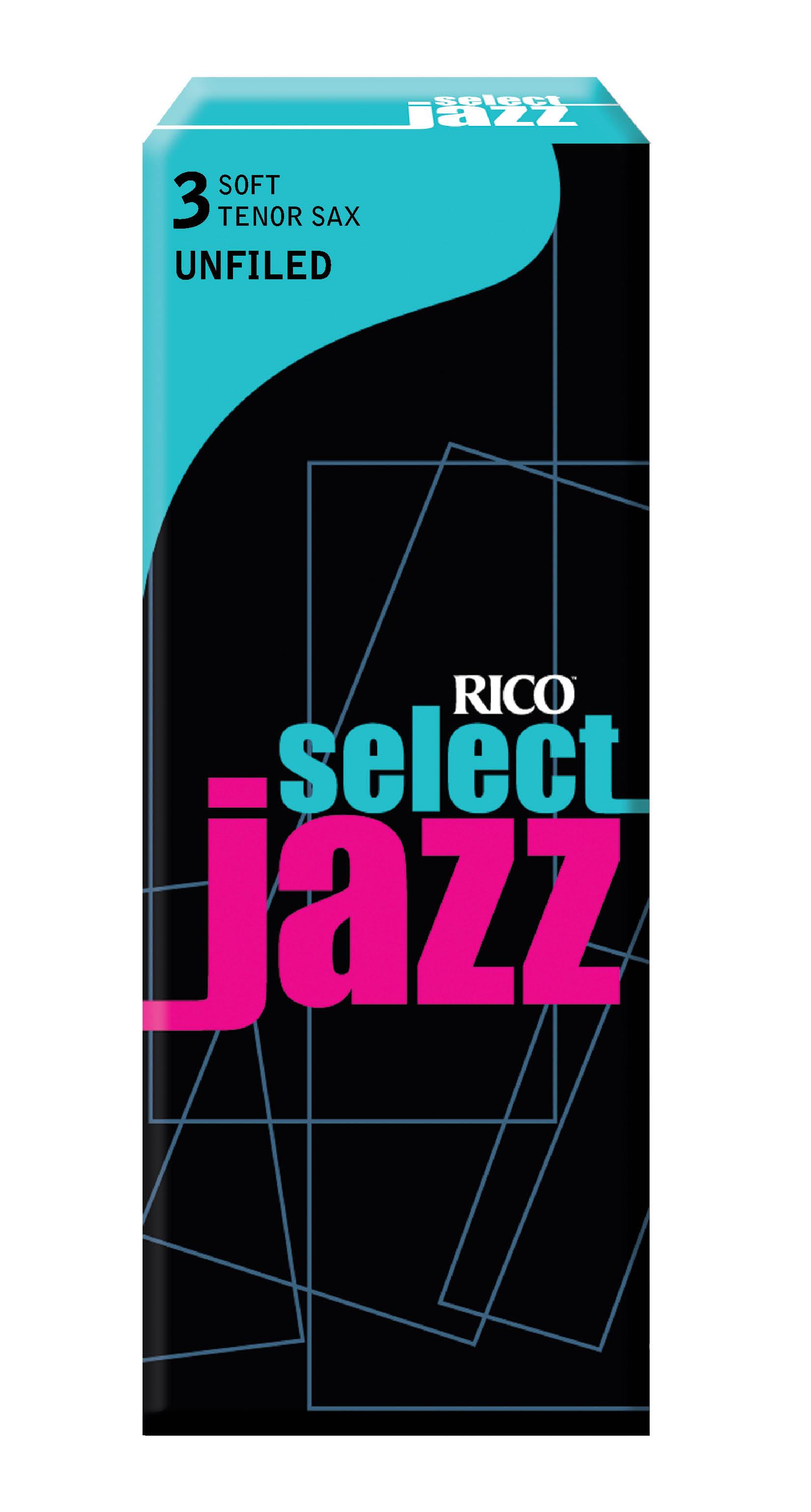 Reed--tenor Sax  Rico Sj Unfiled
