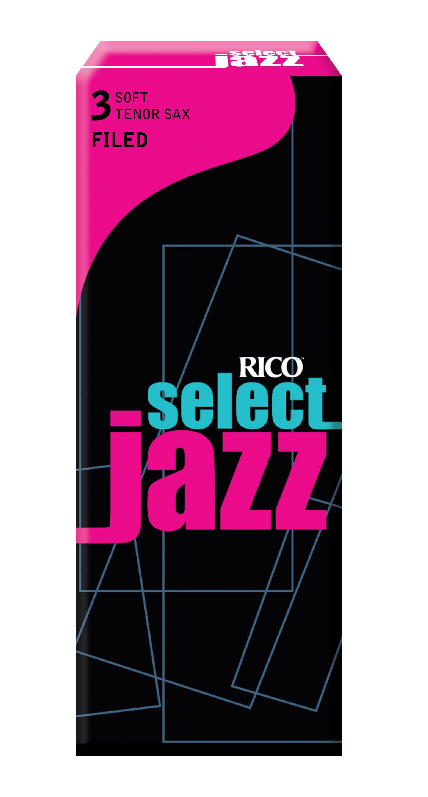 Reed--tenor Sax  Rico Sj Filed