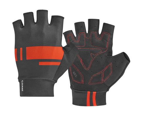 Giant G10064 GNT Podium Gel Short Finger Gloves XL Black/Red