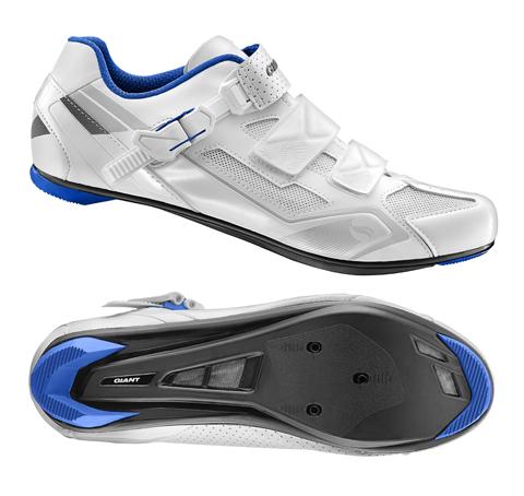 Giant G20014 GNT Phase 2 Road Shoe Nylon Sole 45 White