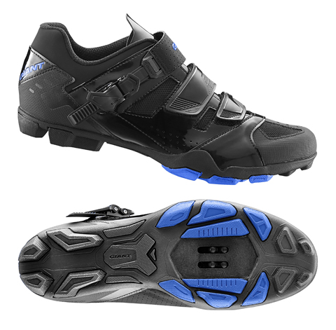 Giant G20121 GNT Transmit Off-Road Shoe Nylon Sole 42 Black
