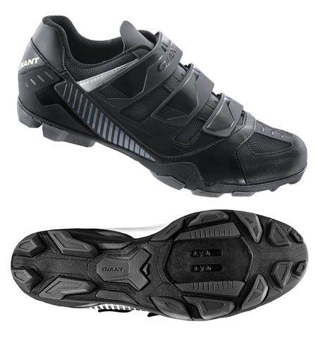 Giant G20229 GNT Flux Off-Road Shoe Nylon Sole 46 Black