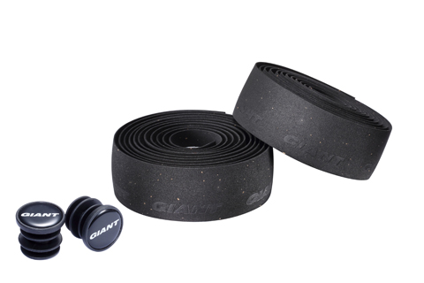 Giant G41127 GNT Cork Handlebar Tape Black