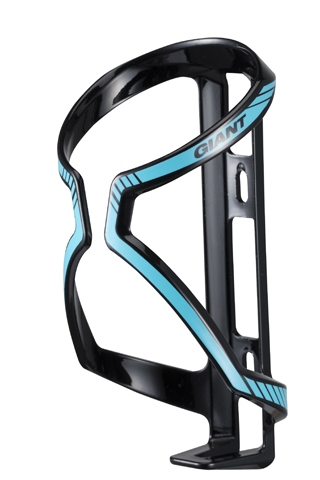 Giant G490000086 GNT AirWay Sport Water Bottle Cage Matte Black/Blue