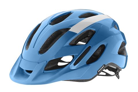 Giant G51761 GNT Compel Helmet M/L Blue/White