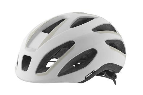 Giant G51769 GNT Strive Helmet LG White/Grey