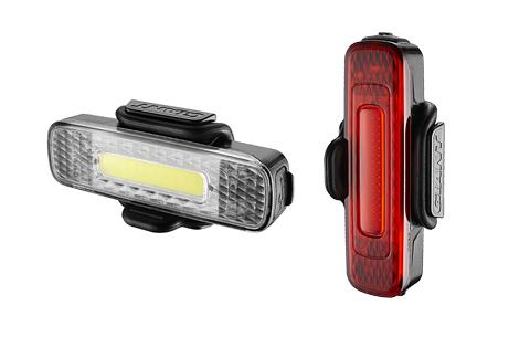 Giant G57079 GNT Numen Spark Mini Light Combo Kit Black