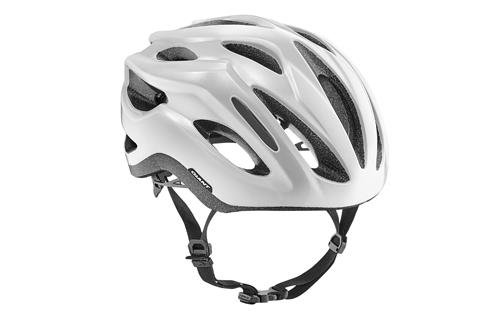 Giant G800001684 GNT Rev Comp MIPS Helmet M/L Gloss Metallic White