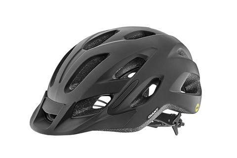 Giant G800001772 GNT Compel Helmet MIPS XL Matte Black