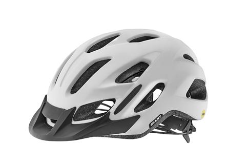 Giant G800001778 GNT Compel Helmet MIPS XL Matte White
