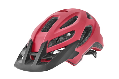 Giant G800002047 GNT Roost Helmet MIPS MD Matte Red
