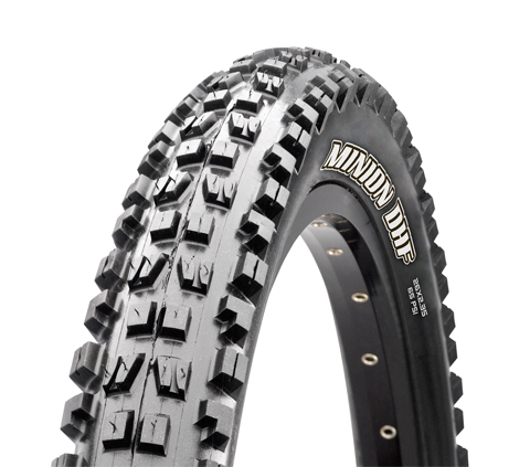 Maxiss Tires G85326 MAX Minion DHF EXO TR 29x2.30 FB Black