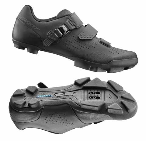 Giant G870001554 GNT Transmit 2 Off-Road Shoe 47 Black