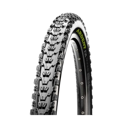 Maxiss Tires 010859-12-29 Maxxis, Ardent, 29x2.40, Foldable, Dual, EXO, Tubeless Ready, 60TPI, 60PSI, 825g, Black
