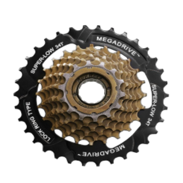 SunRace CLST1215 MFM2A Freewheel 7sp 14-34T