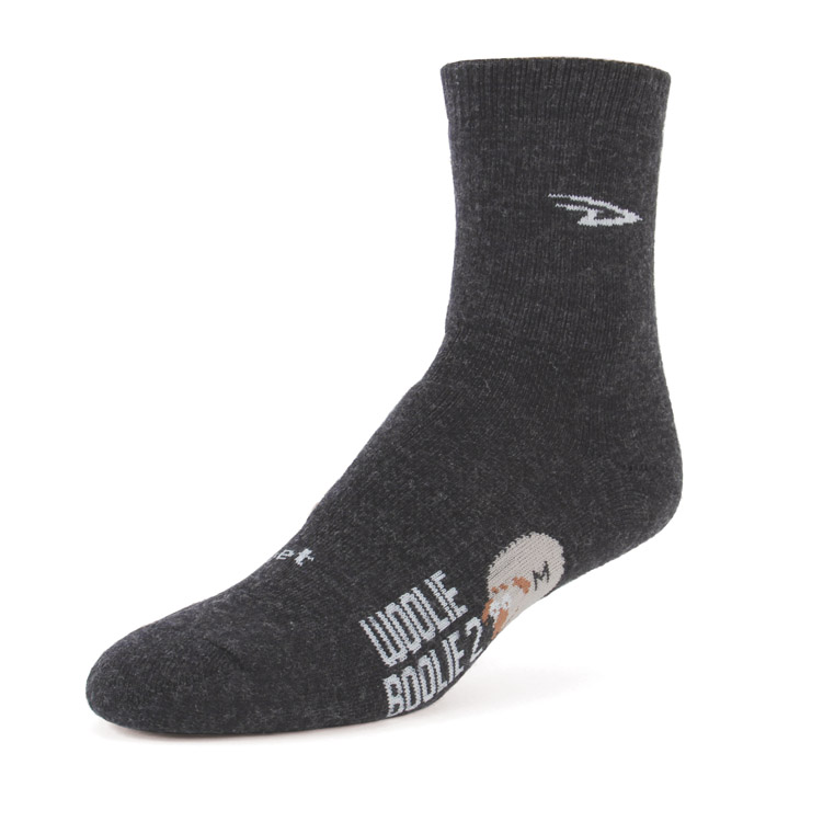 DeFeet CLTH67468 WOOLIE BOOLIE V2 CHARCOAL MD