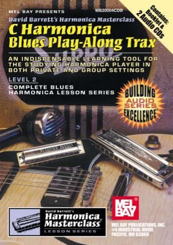 C Harmonica Blues Play-along Trax