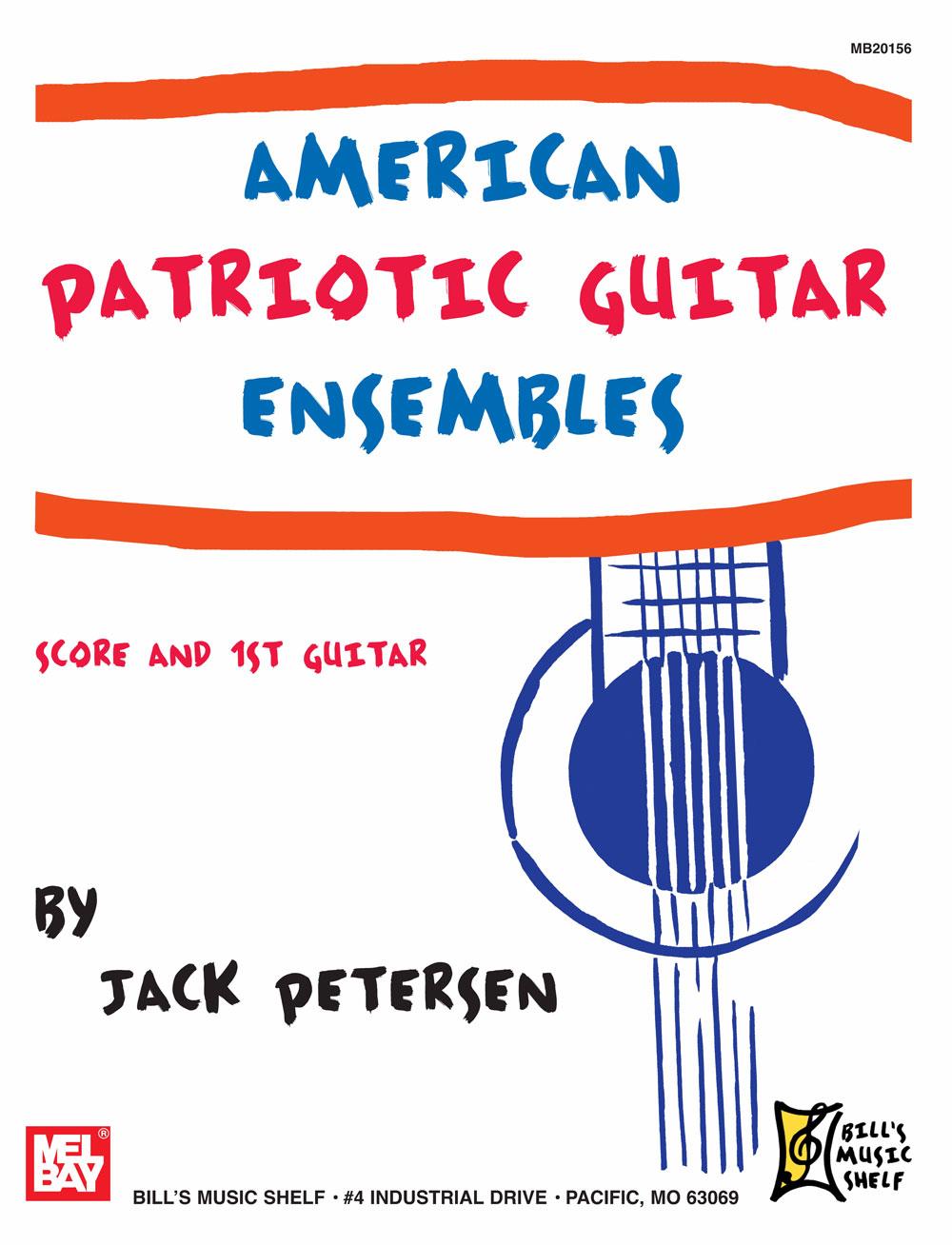 American Patriotic Guitar Ensembles
