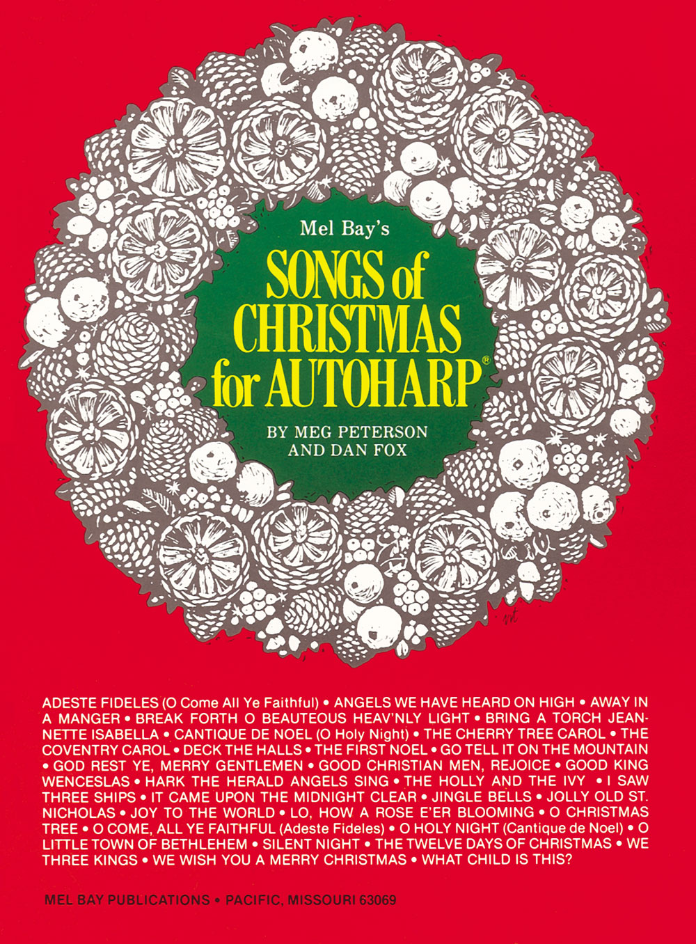 Songs of Christmas - Autoharp