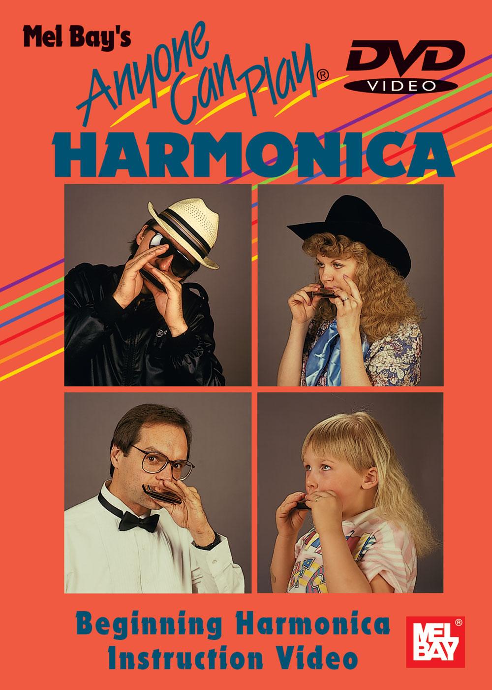 Anyone Can Play Harmonica