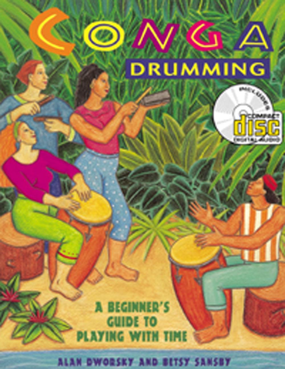 Conga Drumming (Book/CD)