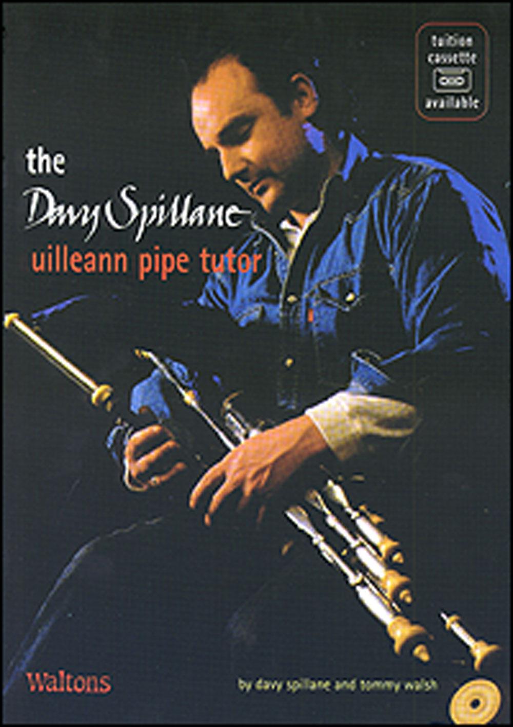 Davy Spillane Uilleann Pipe Tutor - Bagpipes
