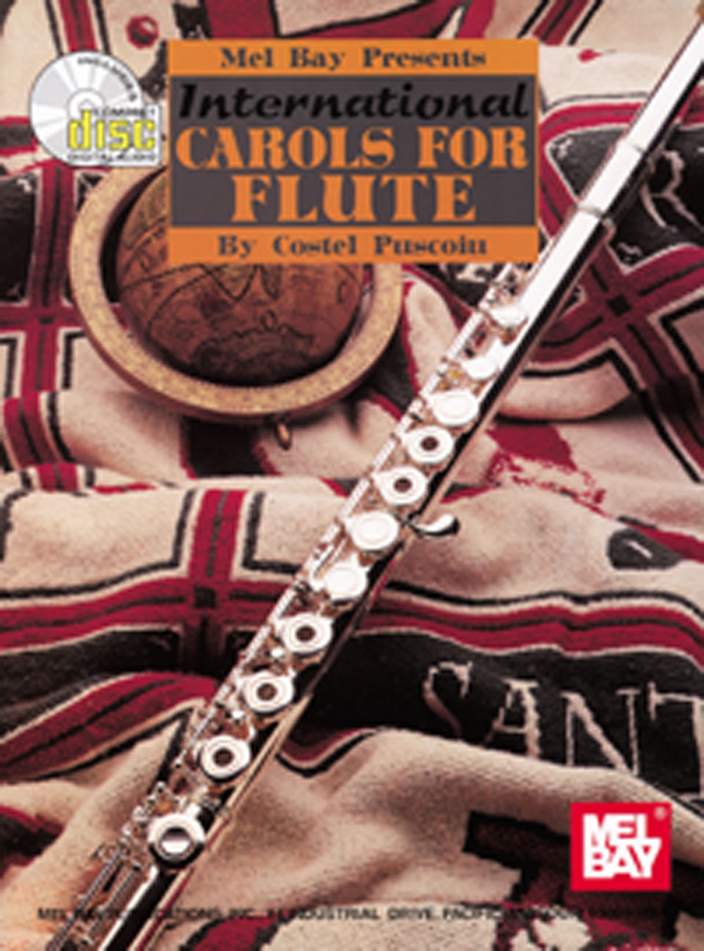 International Carols For Flute