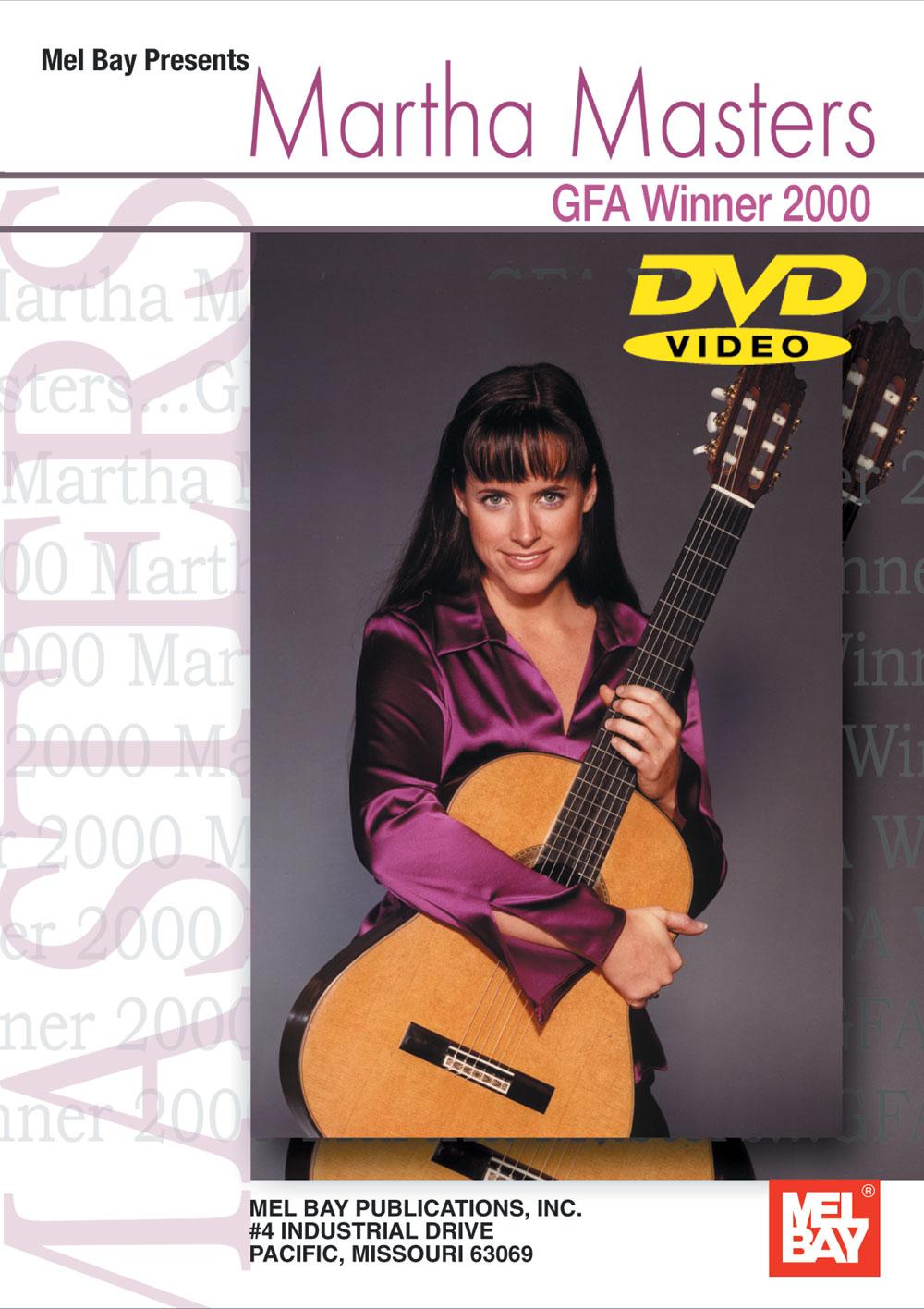 Martha Masters--gfa Winner 2000 Dvd