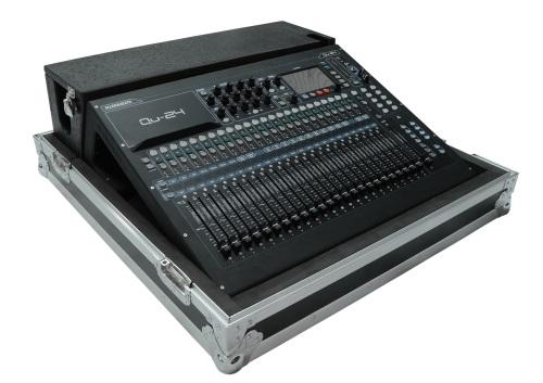 G-TOUR doghouse style case for A&H QU24 mixer