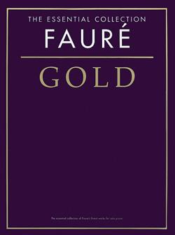 Faure Gold - Piano