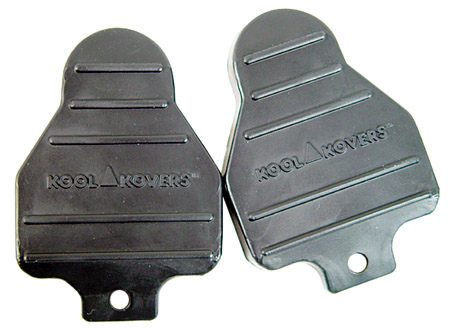 Kool Covers PD1212 Kool Kovers Look Delta Cleat Covers: Non-Teflon Only