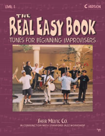 The Real Easy Book Volume 1 for Eb Instruments