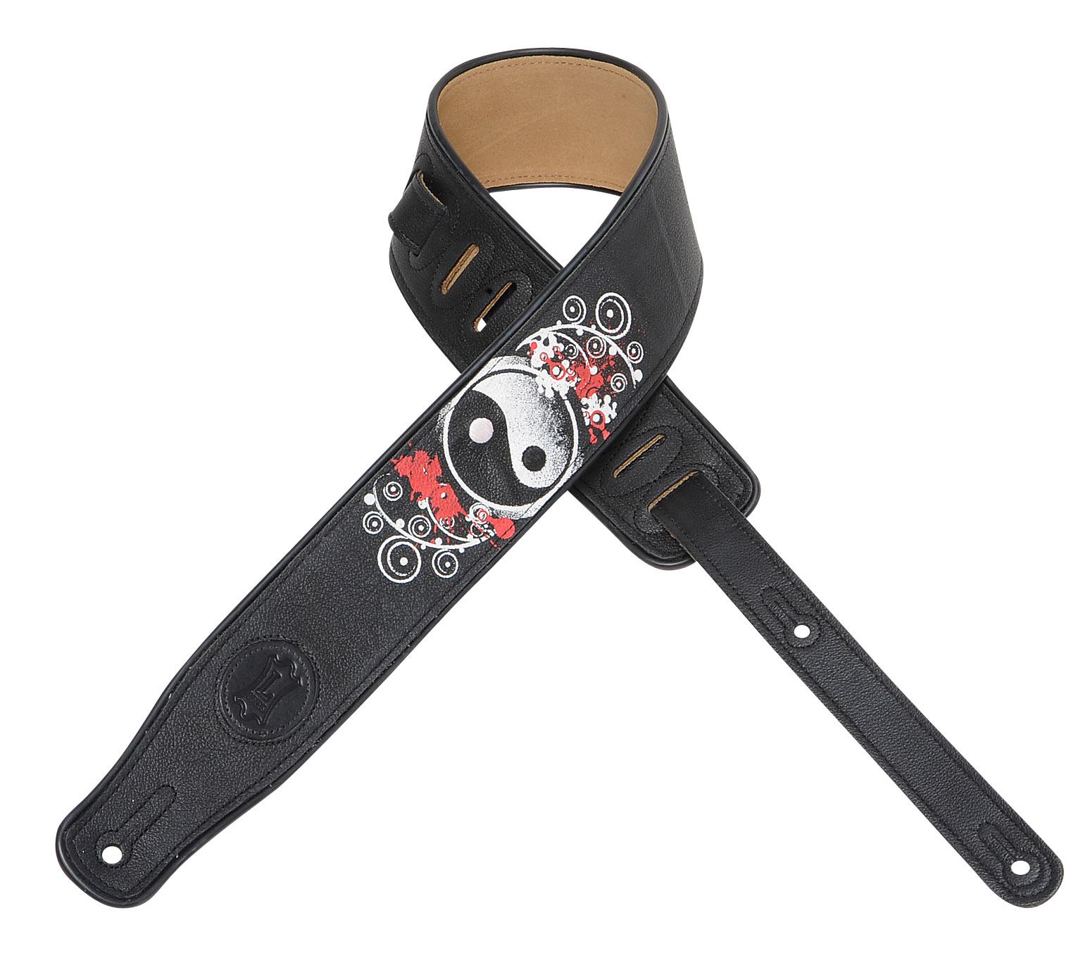 Garment Leather Guitar Strap