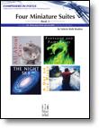 4 Miniature Suites, Book 2 - Piano Teaching Pieces