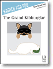 Grand Kibburglar, The - Piano Teaching Piece
