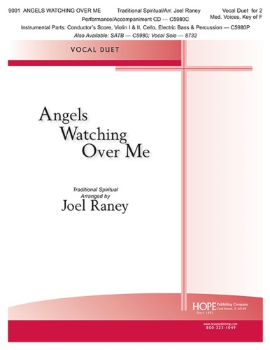 Angels Watching Over Me - Vocal Duet with Piano