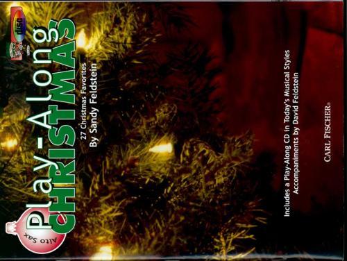 Play-along Christmas-27 Favorites-alto S