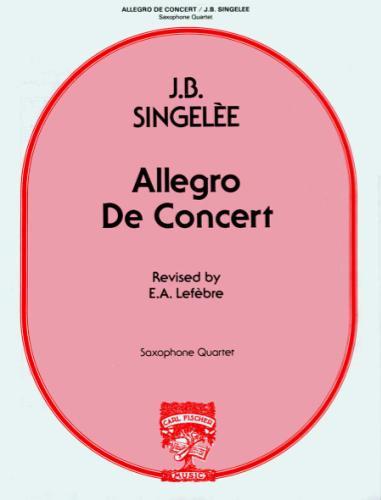 Allegro De Concert