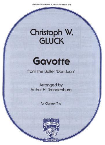 Gavotte  From Don Juan