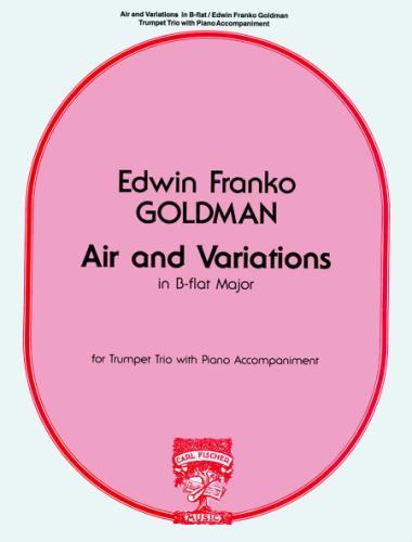 Air & Variations In B-flat Major