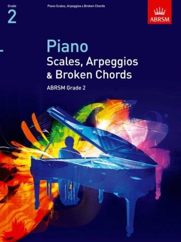 Abrsm Scales & Arpeggios  Book 2 2009