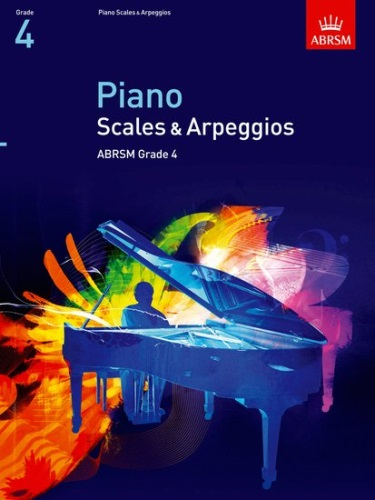 Abrsm Scales & Arpeggios  Book 4 2009