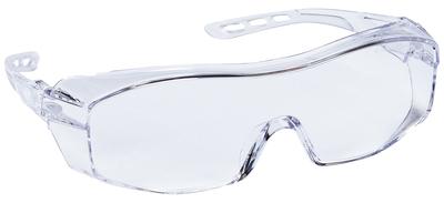 3M Peltor 47030-PEL-6 PEL Over-The-Glasses Eye Protection Clear Lens Clear Frame