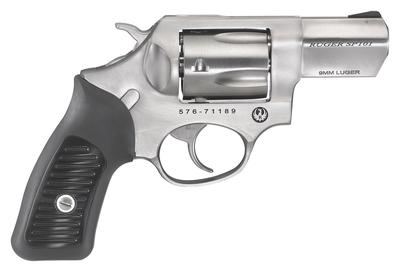 RUGER SP101 Standard 9MM