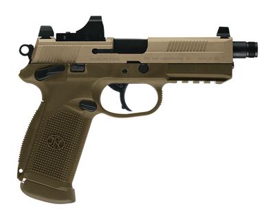 FN USA 66968 FNX 45 Tactical 45 ACP